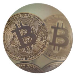 Bitcoin 17 plate
