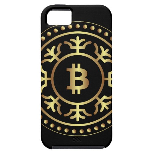Bitcoin 2 case for the iPhone 5