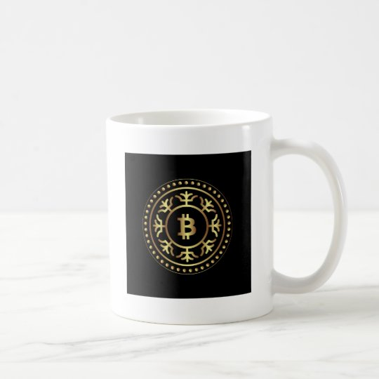 Bitcoin 2 coffee mug