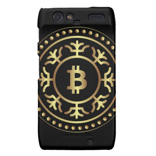 Bitcoin 2 droid RAZR case