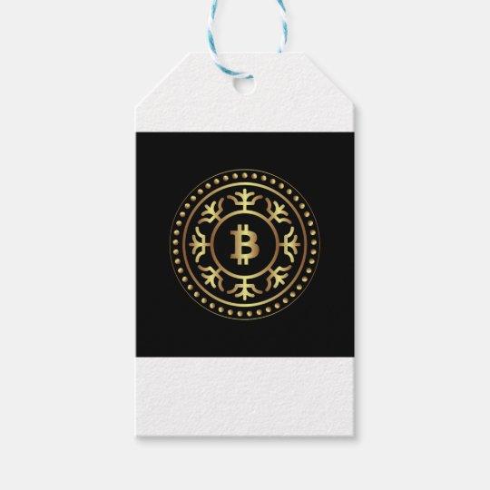 Bitcoin 2 gift tags