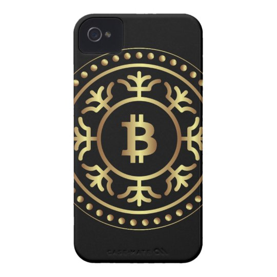 Bitcoin 2 iPhone 4 Case-Mate cases