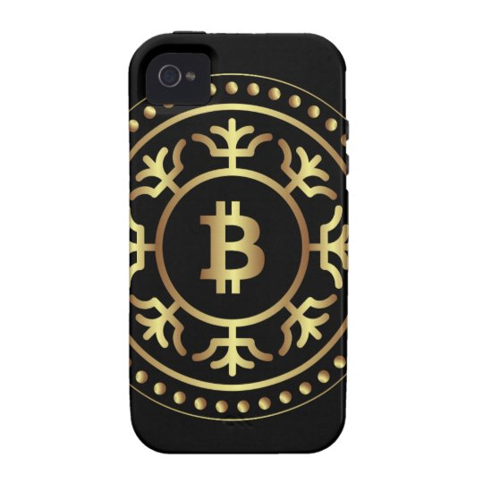 Bitcoin 2 iPhone 4 cover