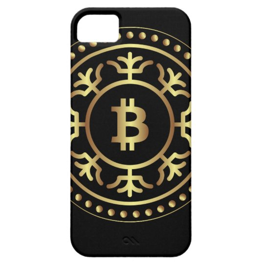Bitcoin 2 iPhone 5 cover