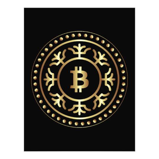Bitcoin 2 letterhead