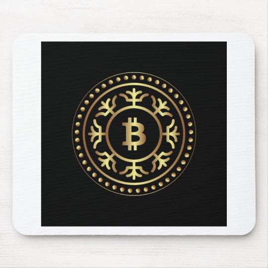 Bitcoin 2 mouse pad