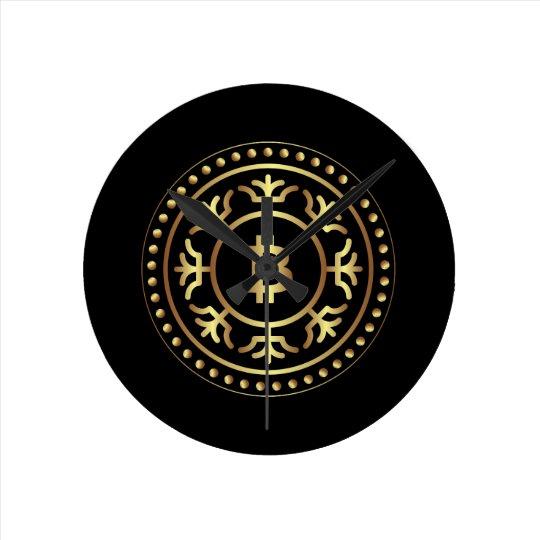 Bitcoin 2 round clock