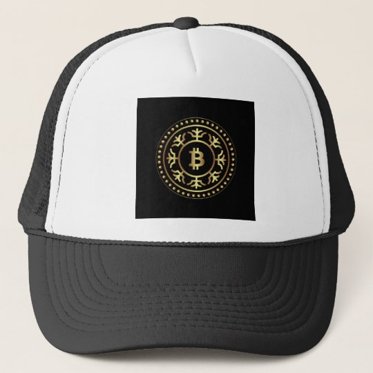 Bitcoin 2 trucker hat