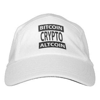 Bitcoin Altcoin Crypto Hat