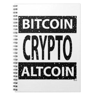 Bitcoin Altcoin Crypto Notebooks
