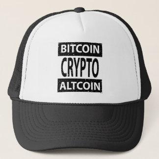Bitcoin Altcoin Crypto Trucker Hat
