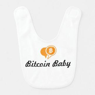Bitcoin Baby Bib