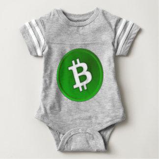 Bitcoin Baby Bodysuit
