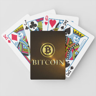 Bitcoin Bicycle® Poker Playing Cards
