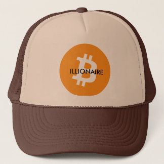 Bitcoin Billionaire Hat