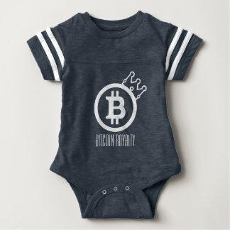 BITCOIN-Bitcoin Royalty-Onsie-Crypto Baby Bodysuit