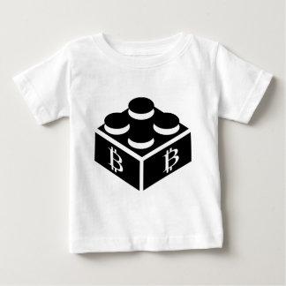 Bitcoin Block / Blockchain Baby T-Shirt