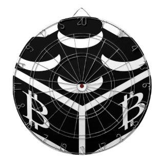 Bitcoin Block / Blockchain Dartboard