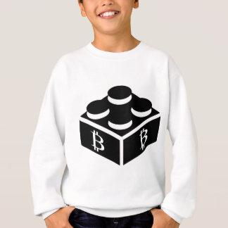 Bitcoin Block / Blockchain Sweatshirt