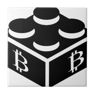 Bitcoin Block / Blockchain Tile