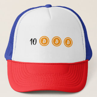 Bitcoin BTC10K - It's Here ! Hat