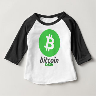 Bitcoin Cash - Cryptocurrency Alliance Super PAC Baby T-Shirt