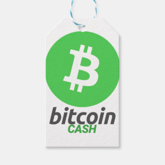 Bitcoin Cash - Cryptocurrency Alliance Super PAC Gift Tags