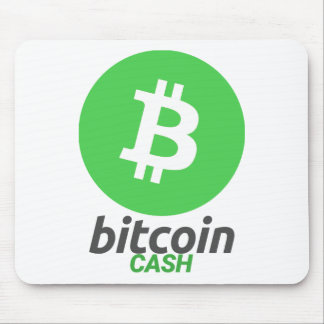 Bitcoin Cash - Cryptocurrency Alliance Super PAC Mouse Pad
