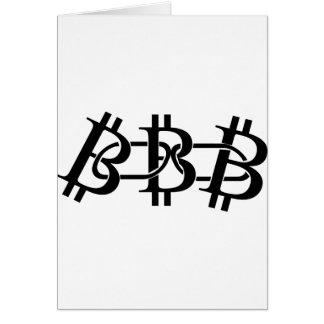 Bitcoin Chain Card
