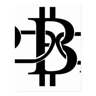 Bitcoin Chain Postcard