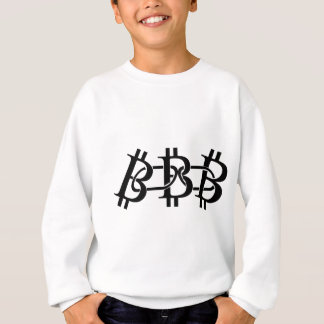 Bitcoin Chain Sweatshirt