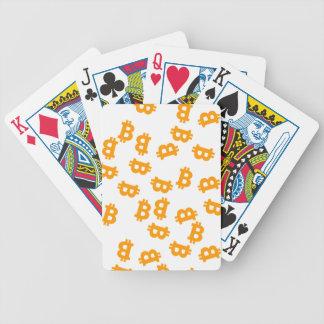 Bitcoin cloud poker deck
