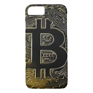 Bitcoin Coins iPhone 8/7 Case