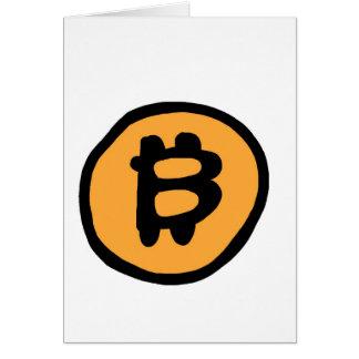 bitcoin collection card
