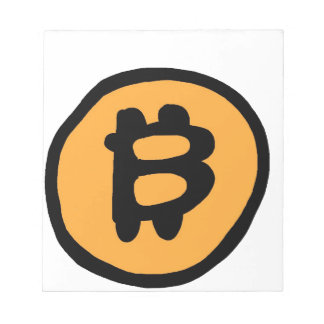 bitcoin collection notepad