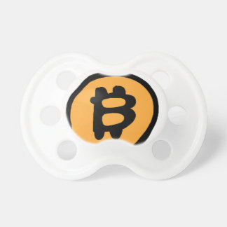 bitcoin collection pacifier