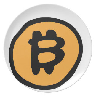 bitcoin collection plate
