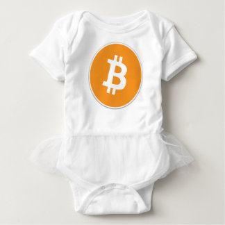 Bitcoin Crypto Currency - For the Bitcoin fans! Baby Bodysuit