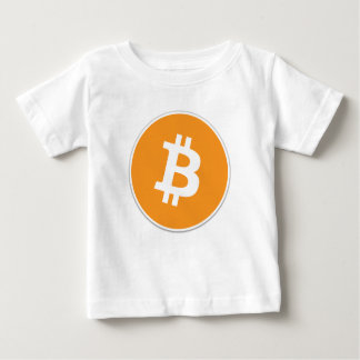 Bitcoin Crypto Currency - For the Bitcoin fans! Baby T-Shirt