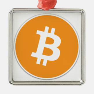 Bitcoin Crypto Currency - For the Bitcoin fans! Metal Ornament