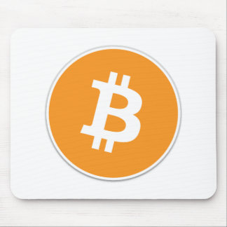 Bitcoin Crypto Currency - For the Bitcoin fans! Mouse Pad