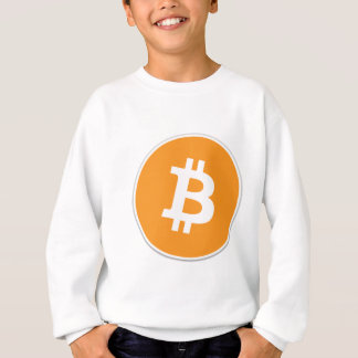 Bitcoin Crypto Currency - For the Bitcoin fans! Sweatshirt