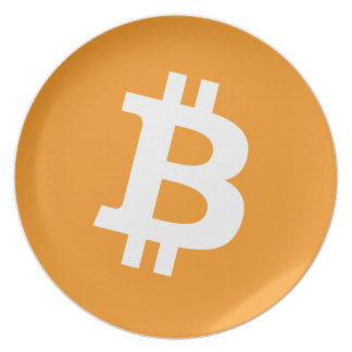 Bitcoin - Cryptocurrency Alliance Plate