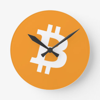 Bitcoin - Cryptocurrency Alliance Round Clock