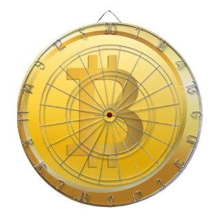 Bitcoin Cryptocurrency Dartboard