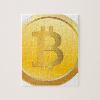 Bitcoin Cryptocurrency Puzzle