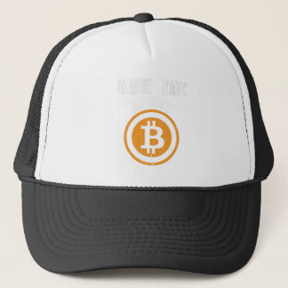 bitcoin cryptocurrency shirt trucker hat