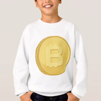 Bitcoin Cryptocurrency Sweatshirt