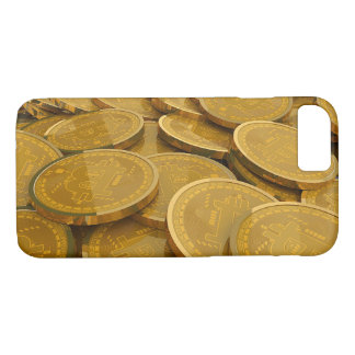 Bitcoin Currency Coins iPhone 8/7 Case