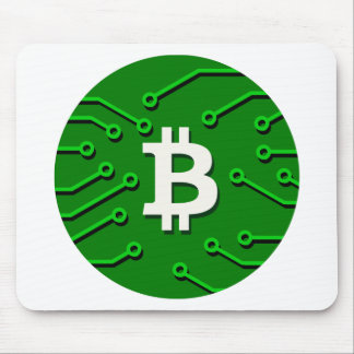 Bitcoin Currency Mouse Pad